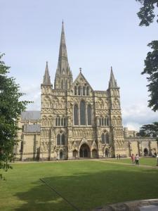 Visiting Salisbury and the Magna Carta