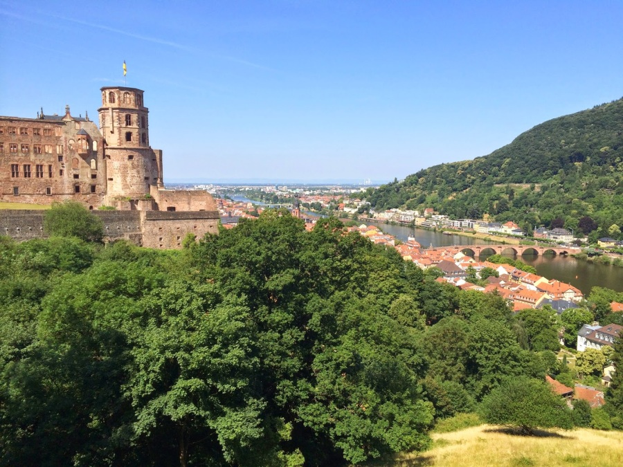 The Romantic Road and Schloss(Castles)