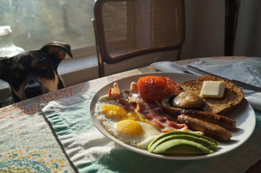 Full Alaskan Breakfast